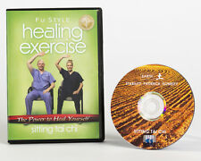 Gentle Sitting Chair Exercise DVD for Seniors - Therapeutic Breathing