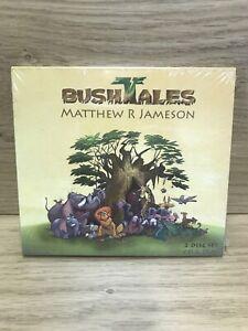 Bushtales 2 Disc CD & DVD Set By Matthew R. Jameson CD + DVD Brand New & Sealed