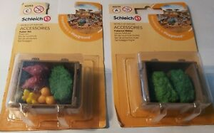 Two Schleich World Of Nature Accessories 42253 & 42239
