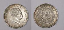 1818 GB SILVER HALF CROWN SUPER LUSTROUS AUNC. INV#FP-1-88