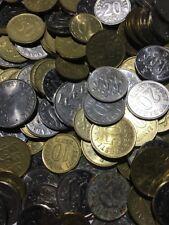 100 Gramm Restmünzen/Umlaufmünzen Estland