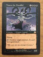 MTG Visara The Dreadful onslaught gorgon rare