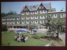 POSTCARD CARDIGANSHIRE LLANDRINDOD WELLS - THE METROPOLE HOTEL