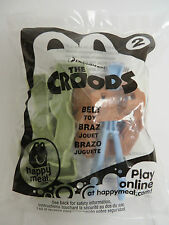 New in Package McDonalds Happy Meal~ The CROODS #2 ~ ' BELT ' ~2013~FREE SHIP