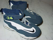"""2012 Nike Air Griffey Max 1 """"Seahawks"""" Midnight Navy Toddler Shoes! Size 9C"""