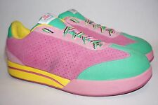 Reebok Ice Cream BBC Pharrell Boardflip Skate Shoes Sneakers Size 12 Pink/Green