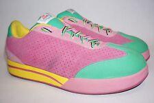 Reebok Ice Cream BBC Pharrell Boardflip Skate Shoes Sneakers Size 12 Pink/Green