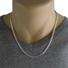 """Sterling Silver 1.8mm CURB Chain Necklace 925 Italy 16, 18, 20, 22, 24 30"""" NEW"""