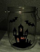 Sticker Set - Halloween Stickers for Mason Jars/Bottles -  Halloween Decoration