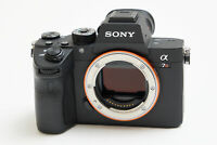 Sony Alpha 7R III 42.4 MP Digital Camera - Black (Body only)Shutter count 14,154