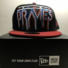 New Era 59Fifty atlanta braves 7 1/2 Fitted Baseball Cap 4 Free Post
