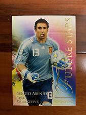 2010 Futera World Football Soccer Spain SERGIO ASENJO MINT