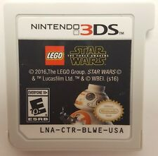 LEGO Star Wars: The Force Awakens Nintendo 3DS 2016 No Case