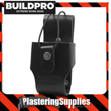 BuildPro Radio Pouch 2 Way Walkie Talkie Holder LBFRP