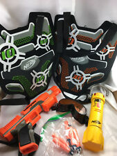 Nerf Dart Tag Gun Vests Capture the Flag Marker Beacon