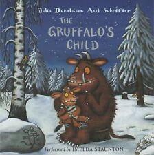 THE GRUFFALO'S CHILD - CD Audiobook