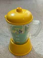 Fisher Price 2006 GROW WITH ME KITCHEN BLENDER Replacement Part VGUC