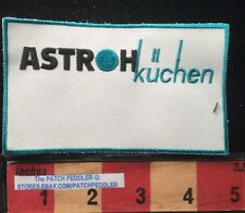 German Language Patch ASTROH KUCHEN BOCHUM Germany Company 62K6