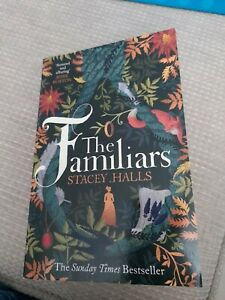 The Familiars: The spellbinding Sunday Times Bestseller and ... by Halls, Stacey
