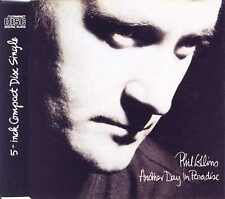 PHIL COLLINS - Another day in paradise 3TR CDM 1989 POP
