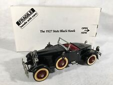 DANBURY MINT 1:24 Diecast Car 1927 Stutz Black Hawk
