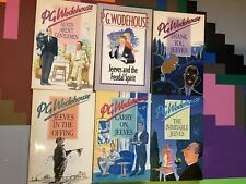 PG WODEHOUSE PB BOOKS JOBLOT
