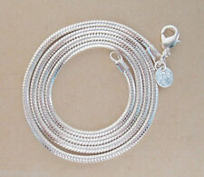 Silver Plated Surfer Chains, Necklaces & Pendants for Men