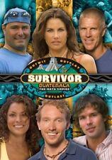 SURVIVOR 11 (2005) GUATEMALA - The Mayan Empire - US TV Season Series NEW DVD R1