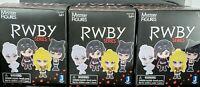 Lot of 3 New Factory Sealed RWBY Series 1 Vinyl Mystery Figure Blind Box Anime