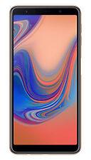 Samsung Galaxy A7 (2018) SM-A750 - 64GB - Gold (Ohne Simlock)