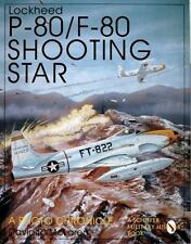 Lockheed P-80 / F-80 Shooting Star David McLaren Schiffer Book VGC