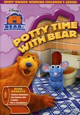 Bear in The Big Blue House Potty Time 0786936250787 With Tyler Bunch DVD