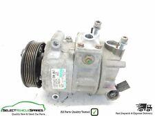 VW EOS 2.0 TDI DIESEL ENGINE AIR CON COMPRESSOR A/C PUMP MOTOR 1K0820859F 06-15
