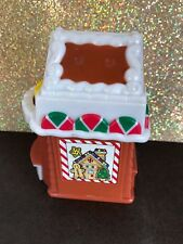 FISHER PRICE LITTLE PEOPLE CHRISTMAS VILLAGE BAKERY REPLACEMENT PC