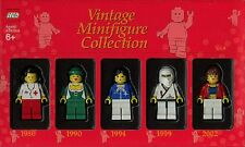 LEGO 852769 Vintage Minifigure Collection Vol. 5 - 2010 Edition RED