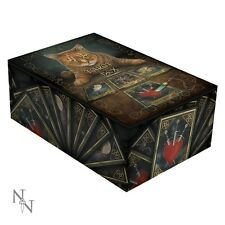 The Reader by Lisa Parker ~ Tarot Box ~ Nemesis Now