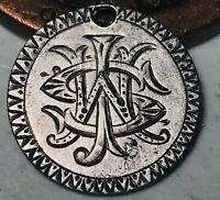 1877 Seated Liberty Dime 10c High Grade LOVE TOKEN Good US Silver Coin CC4861