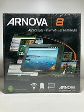 NEW BOXED Archos Arnova 8 G1 4Gb Internet Tablet 8-in Display Android