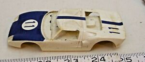STROMBECKER FORD GT RACING SLOT CAR BODY 1/32