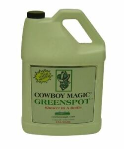 Cowboy Magic Greenspot Remover Stain Remover  1 gallon/3.785 Litres