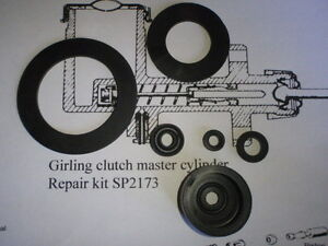 SAAB 95 96 V4 Sonett + 99 NEW clutch master cyl  kit  Girling SP2173
