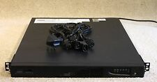 IBM / Powerware 2145 750VA Rack 1u UPS +NF+ - new cells - 12m RTB warranty