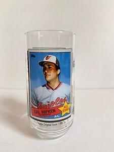 1993 McDonalds Topps Glass Cal Ripken Coca Cola MLB All Time Greatest Team