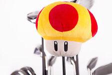 Custom Made Mega Mushroom from Super Mario Bros Golf for Fairway Wood or Putter