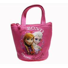 """Disney Frozen Anna & Elsa 3"""" Hot Pink Coin Purse-Brand New with Tags!!!"""