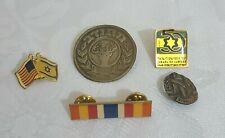 Lot of 5-pin Israeli army and volunteer
