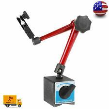 Adjustable Magnetic Base Stand Holder Tool for Dial Test Gauge Indicator