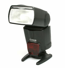 Canon 580EX Speedlite Flash / Flashgun - for Canon EOS DSLR Cameras