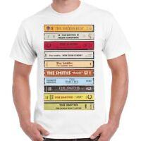 The Smiths Albums Cassette Cool Vintage Retro T Shirt 20