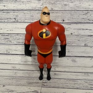 the incredibles Mr Incredible Action Figure Doll Jakks Pacific